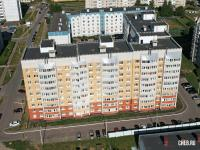 Вид сверху на ул. Советская 59А