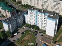 Вид сверху на ул. Первомайская 29