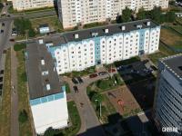 Вид сверху на ул. Первомайская 27А
