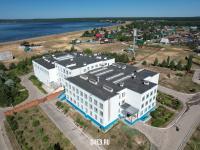 Школа поселка Сосновка