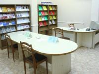 Зал каталогов библиотеки Маяковского
