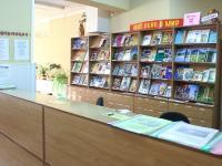 Читальный зал библиотеки Маяковского