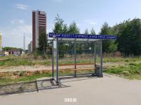 """Остановка """"Бульвар Зодчего Егорова"""""""
