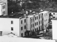 ул. Ленинградская, 5 (вид со двора), 1977 год