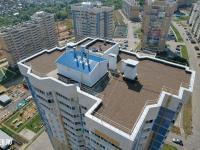 Крыша дома ул. Радужная 14