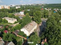 Вид на ул. Кутузова 48