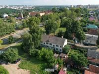 Вид сверху на ул. Кутузова 48