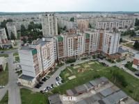 Вид на ул. Энтузиастов 34