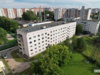 Общежитие - ул. Энтузиастов 22
