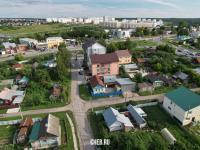 Перекресток улиц Отто Шмидта и Лермонтова