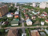 Перекресток улиц Островского и Крылова