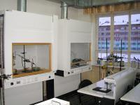 Чебоксарский химико-механический техникум - Лаборатория аналитической химии