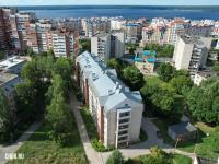 Вид сверху на ул. Тимофея Кривова 16