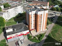 Вид сверху на ул. Тимофея Кривова 8к1