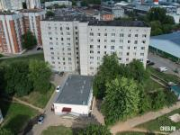 Вид сверху на ул. Тимофея Кривова 8