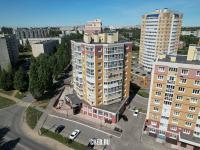 Вид на ул. Восточная 1к1