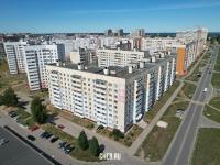Вид сверху на ул. Пионерская 6к3