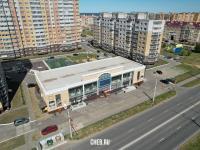 Вид сверху на Чебоксарский проспект 27