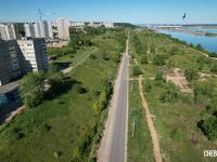 Вид на улицу Набережная