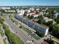 Вид сверху на ул. Советская 14А