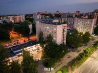 Вечерний вид на проспект Максима Горького 9
