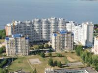 Вид на дома по улице Афанасьева