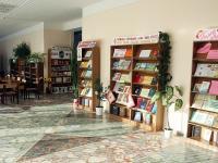 Центр семейного чтения им. В.И.Чапаева (филиал №4)