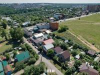 Вид сверху на улицу Котовского