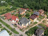 Вид на коттеджи по ул. Жени Трилинского