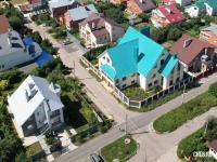 Вид на дома по ул. Охотникова