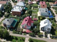 Дома между улиц Охотникова и Сироткина