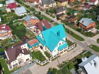 Вид на дома по улице Охотникова