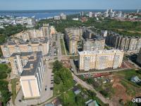 Микрорайон Благовещенский, улица Базарная