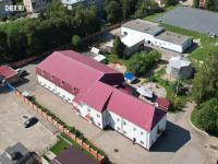 Здание Водоканала