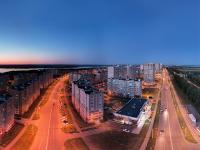 Сферическая панорама: Восточная часть Нового города