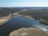 Вид на Новый Чандровский пруд