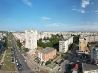 Сферическая панорама: Улица Энтузиастов, ТД Москва, ДК Салют