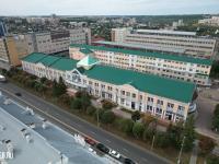 Вид сверху на ул. Карла Маркса 52к1 - Первая площадка