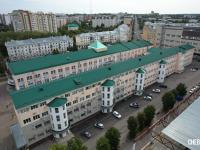 Вид на Первую площадку - ул. Карла Маркса 52к2