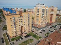 Дома по улице Академика Крылова