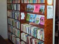 Библиотека им. П.П. Хузангая