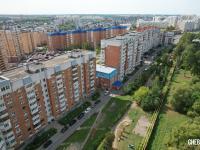 Дома на улице Пирогова