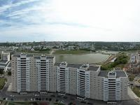 Сферическая панорама: Во дворе ул. Пирогова 2к2