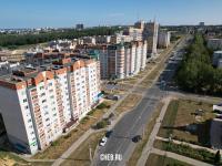 Вид на улицу Гладкова