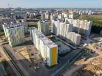 Строительство нового жилищного комплекса