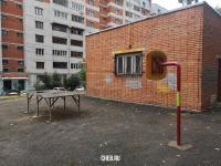 Площадка для баскетбола и настольного тенниса
