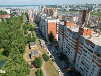 Дворы домов ул. Пирогова 4