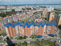 Район по улице Академика Крылова