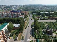 Вид на улицу Академика Крылова