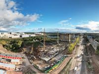 Сферическая панорама: Реконструкция улицы Гражданская